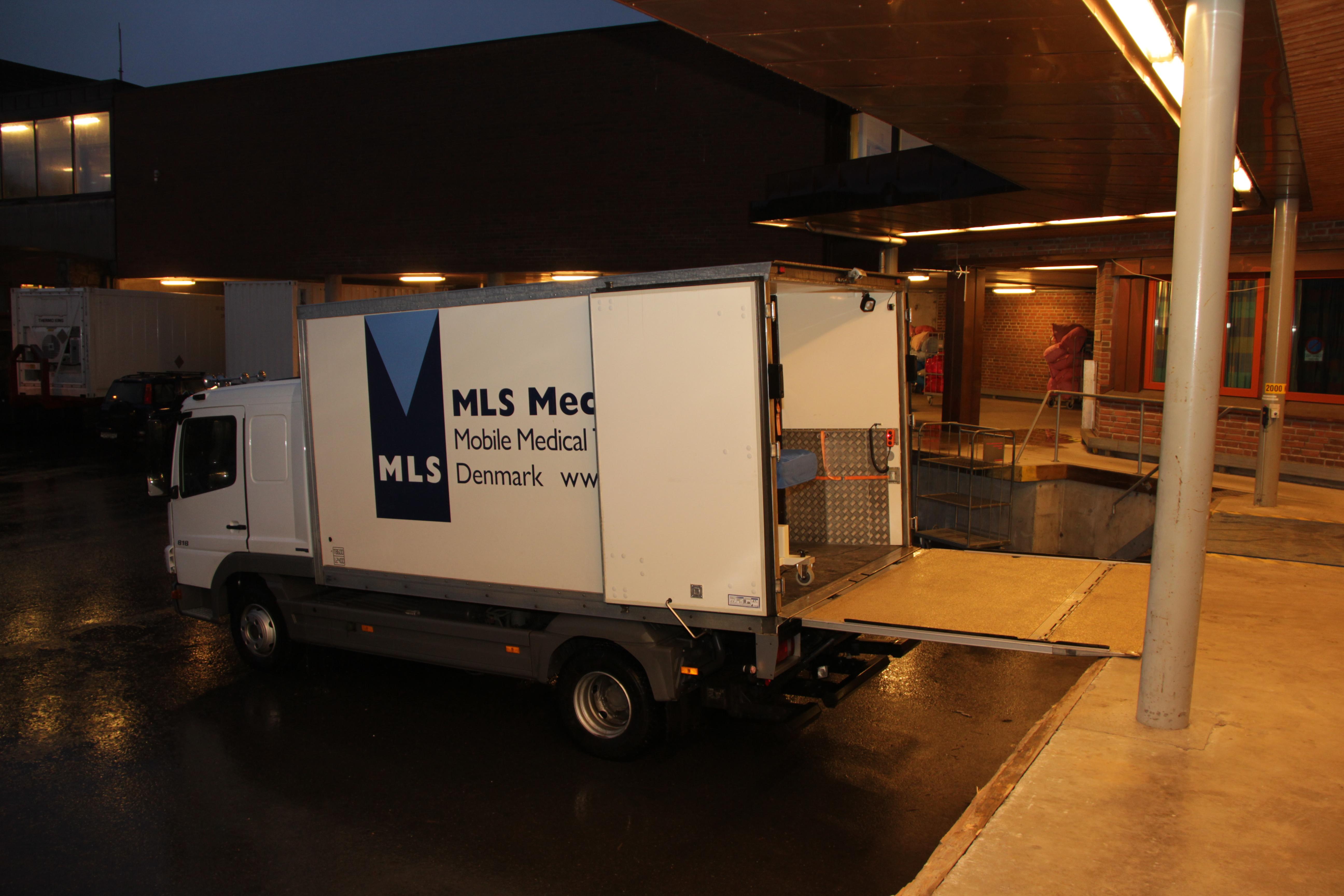 ESWL mobile service